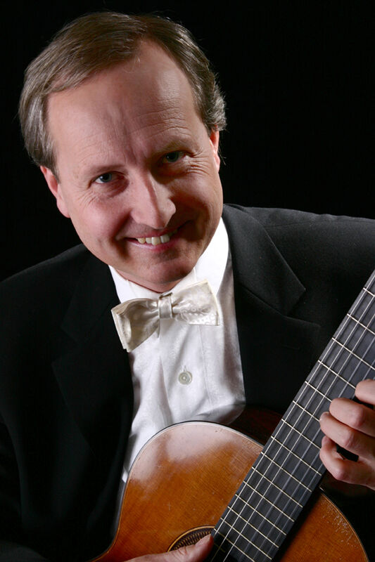 Gitarrenkonzert mit Peter Bernd Karstens