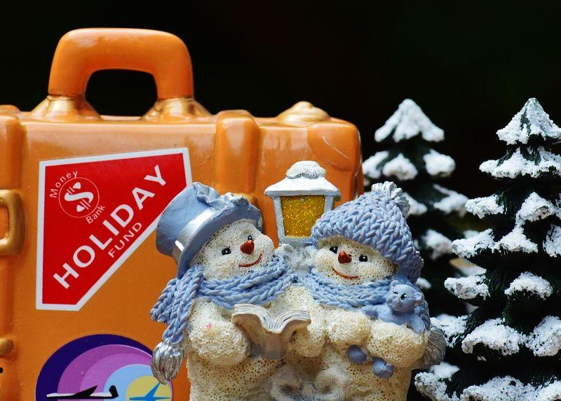 Weihnachtsurlaub in Kückenstube und Eltern-Kind-Kreis