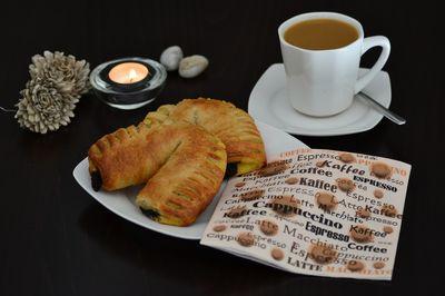 Bunte Mischung beim Hofcafé