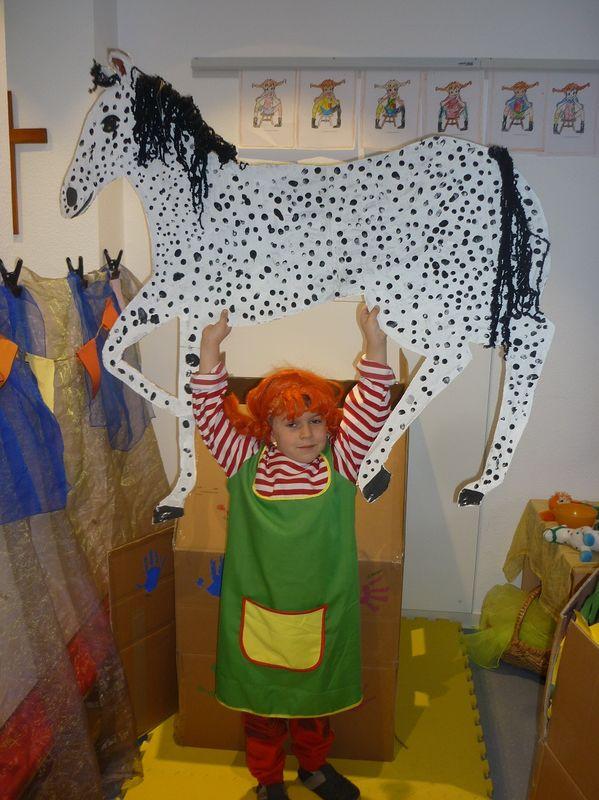 2 mal 3 macht 4 - Astrid Lindgren Projekt im Kindergarten Teil 4