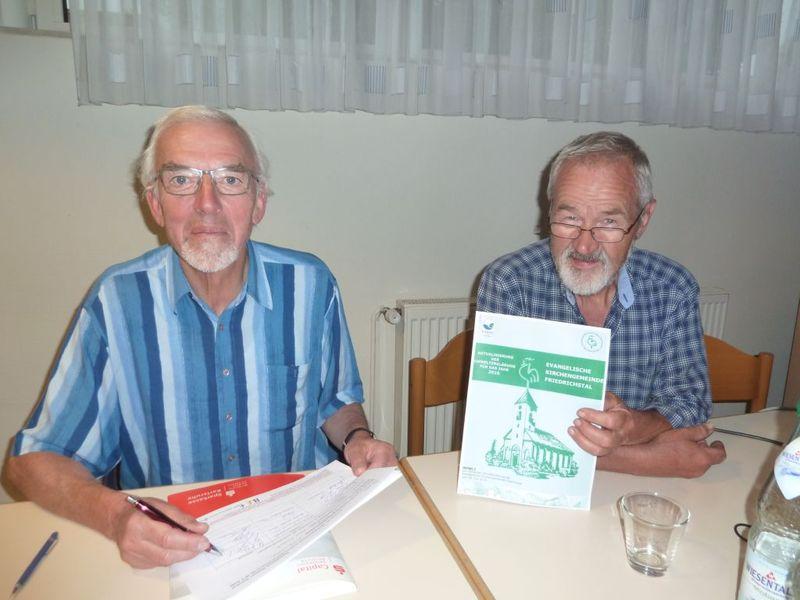Internes Audit beim Grüner Gockel am 02.06.2016