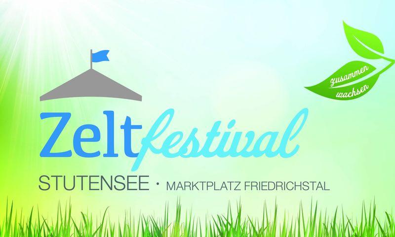 ZELTfestival Stutensee - zusammen(ge)wachsen!