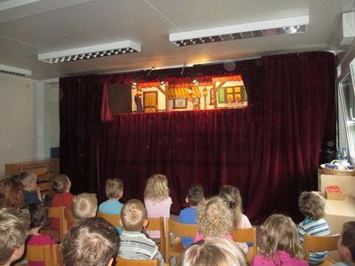 Gr0ßeltern und Theater