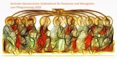 Ökumenischer Videogottesdienst Stutensee/Weingarten zum Pfingstmontag