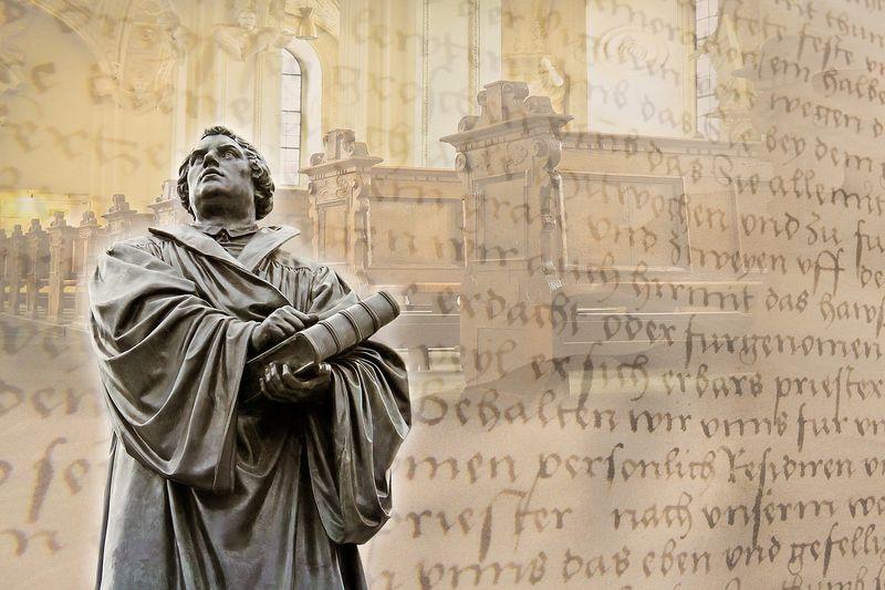 Zentraler Gottesdienst zum Reformationstag