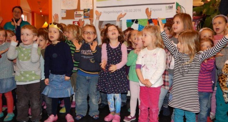 Erneuerungen im evang. Kindergarten Regenbogen in Friedrichstal