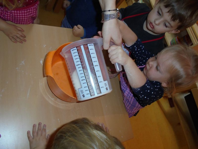 2 mal 3 macht 4 - Astrid Lindgren Projekt im Kindergarten