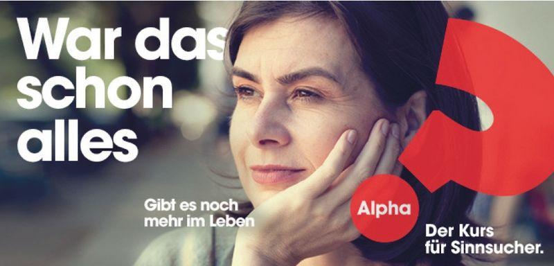 Alpha-Glaubenskurs in Stutensee