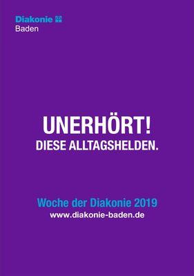 Diakoniesammlung 2019