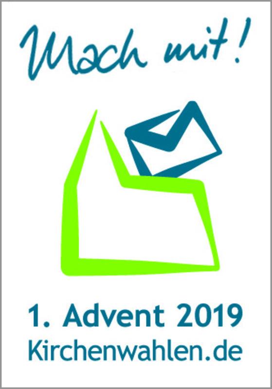 Kirchengemeinderatswahl 2019