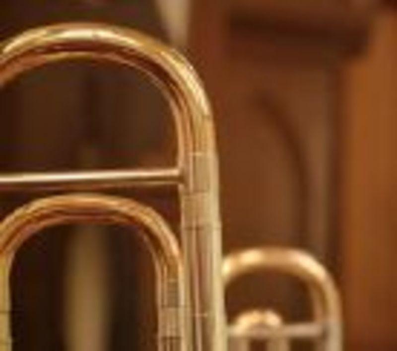Konzert des Posaunenchores zum 25-jährigen Chorleiterjubiläum von Rolf Seebach
