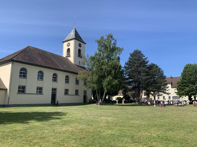 Gottesdienst am Sonntag voraussichtlich im Freien mit Förster Joachim Freiberger